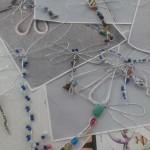 wire dragonflies